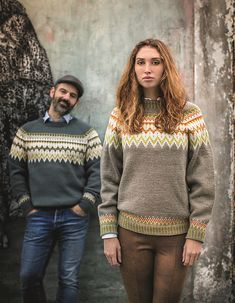 Ravelry: Lofoten Pullover pattern by Dale Garn Norwegian Knitting, Lofoten, Nordic Style, Christmas Sweaters, Free Pattern, Men Sweater, Jumper, Knitwear, Knitting Patterns