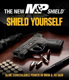 Smith & Wesson® Unveils New M Shield™ Pistol - Hunting, shooting, fishing and adventure for women by women