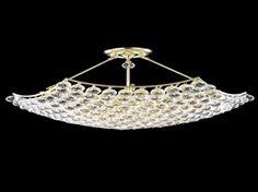 Corona 12 Light Large Pendant in Gold Fan Lamp, Wall Lights, Ceiling Lights, Cheap Online Shopping, Lighting Online, Cool Lighting, Innovation Design, Light Bulb, Swarovski