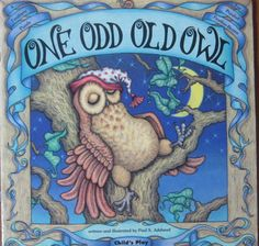 'One Odd Old Owl' by Paul S. Adshead