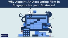 Accounting firm like Bestar offers not only expert opinion and advice in matters of business taxation & compliance but also provides you with long term tax saving strategies and maximizes your tax relief. Accounting Services, Singapore, Advice, Business, Tips, Store, Business Illustration