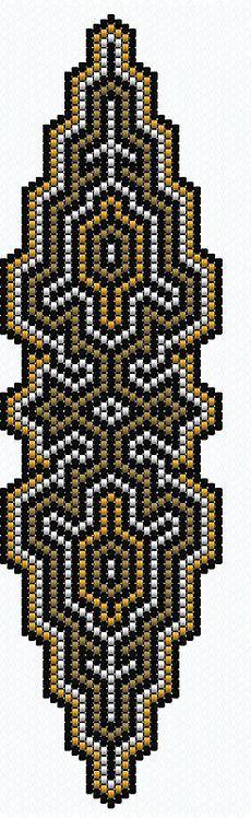 Бисер -26 схем для ткачества и вышивки.