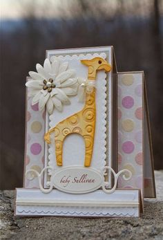 F4A98 baby shower and QFTD94, WT365 by Arizona Maine - Cards and Paper Crafts at Splitcoaststampers