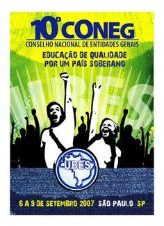 W3OL  Cliente: UBES - União Brasileira dos Estudantes Secundaristas