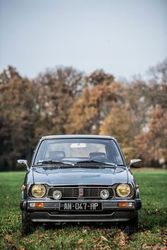 Honda Motorcycle -                                                              The 1975 Honda Civic CVCC Was a Spark in the Automotive Dark Ages