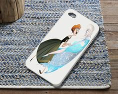 Disney Frozen Sisters Case fit for iPhone 4/4S by CartwrightArts, $16.99