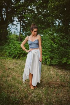 Sincerely, Kinsey: Layered Lace Skirt DIY - how to DIY the ultimate boho skirt with fabric scraps