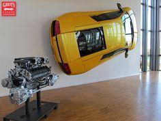 Lamborghini Factory Museum