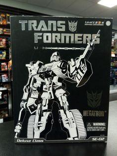 Transformers Megatron Deluxe Class Se-02