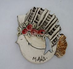 Clay Projects, Polymer Clay, Pottery, Holiday Decor, Drawings, Artist, Clay, Ceramica, Pottery Marks