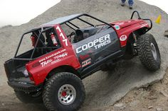 Geo Tracker competition rig