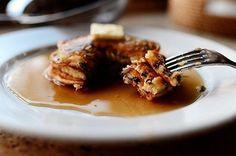 Wild Rice Pancake