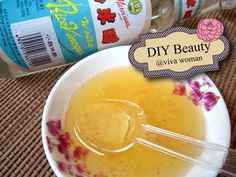 DIY vinegar scrub for cracked heels DIY Beauty: fix your cracked heels with rice vinegar Homemade Beauty Recipes, Homemade Beauty Products, Bath Products, Beauty Secrets, Beauty Hacks, Diy Beauté, Peeling, Rice Vinegar, Vinegar Salt