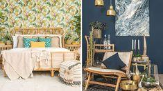Contemporary Filipino Furnishings Update a Bahay-na-Bato - Sharing. Condo Interior Design, Condo Design, Filipino House, Condominium Interior, Pottery Barn, Asian House, Small Condo, Two Storey House, Paisley
