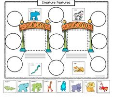 Thinking about Zoo Animals: Smart Charts for SMART Boards