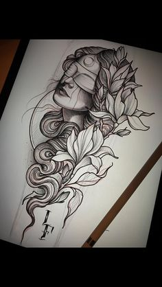 2366 Best Tattoo Art/ Drawings/ Flash images in 2019