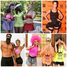 Estão preparadas para o carnaval? Ainda não??? Então, aqui vão algumas dicas de como cair na folia usando roupas fitness. #carnava2015  #fitness #dica #nathfitness