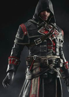 Shay Cormac (Templar Suit) - Assassins Creed Rogue