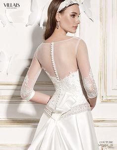 2015 Wedding dress SAMARA - Couture | VILLAIS