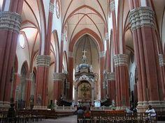 Bologna Basilica di San Petronio