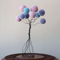 Pompom tree :-)