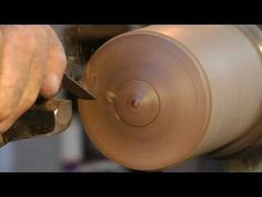 Wood Turning - Chattering Techniques - YouTube