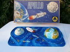Technofix Apollo space toy