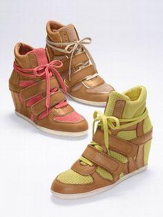 Ash® NEW! Bixi Wedge Sneaker #VictoriasSecret http://www.victoriassecret.com/clothing/supermodel-off-duty/bixi-wedge-sneaker-ash?ProductID=108399=OLS?cm_mmc=pinterest-_-product-_-x-_-x
