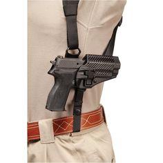 Blackhawk Shoulder Harness Holster Platform
