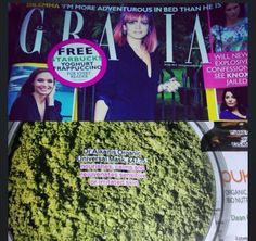 Dr. Alkaitis Organic Universal Mask featured in this weeks Grazia magazine.  Find the full range of Dr. Alkaitis products at http://shop.kloodos.com/brand-bio/dr-alkaitis-holistic-organic-skin-care/