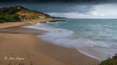 Costa  de la Albuféira  (Portugal)