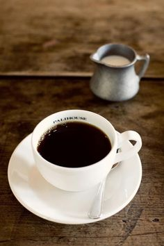 a strong, muddy cup of black coffee I Love Coffee, Black Coffee, Hot Coffee, Coffee Break, Morning Coffee, Sweet Coffee, Morning Joe, Coffee Spoon, Coffee Mugs