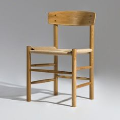 Mogensen Style Shaker J39 Dining Chair - Click to enlarge