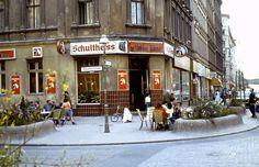 Kreuzberg by Werner Schucker. West Berlin, Berlin Wall, Berlin Berlin, Berlin Spandau, Photography Themes, Historical Pictures, Capital City, Past, Germany