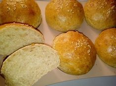 How To Make Bread, Croissant, Food And Drink, Healthy Eating, Gluten Free, Yummy Food, Baking, Fit, Gardening