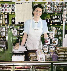 General Store clerk
