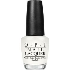 Opi Nail Lacquer Funny Bunny ($9.50) ❤ liked on Polyvore featuring beauty products, nail care, nail, funny bunny, opi nail care ve opi