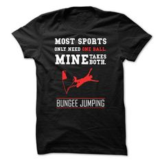 Awesome Bungee Jumping T-Shirts, Hoodies. BUY IT NOW ==► https://www.sunfrog.com/Funny/Awesome-Bungee-Jumping-Shirt.html?id=41382