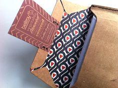 Packaging de cartón creativo y elegante