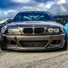 BMW E46 M3 bronze E46 M3, Bmw E36, Benz S Class, Car Tuning, Bmw Cars, Fast Cars, Custom Cars, Concept Cars, Luxury Cars