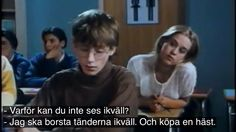 moments i svensk film och tv: Photo Short Fairy Tales, Movie Quotes, Life Quotes, Deep Words, Picture Quotes, I Laughed, Haha, Movie Tv, In This Moment