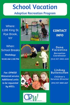 Daycare in adult westchester ny program