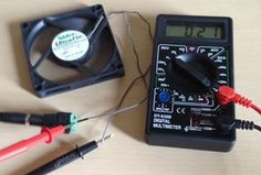 Picture of How to Use a Cheap 3$ Multimeter to Test Voltage or Amperage