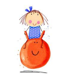 Всем доброго времени суток! Хочется добавить немного позитива и ярких красок в этот снежный и пасмурный денек!) Предлагаю к просмотру милейшие иллюстрации Cally Johnson-Isaacs. Cally Johnson-Isaacs работает внештатным детским иллюстратором. Цель ее работы, как определила сама Cally - дарить людям улыбку. .. Милые символы, яркие цветы рождаются на прогулках в сельской местности, от звёздного неба, музыки...и даже от работы на огороде.
