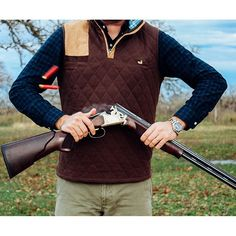 Someone asked me once how I stay preppy and warm in the winter. I said With a vest, a #SouthernMarsh Carlyle Sporting Vest to be precise. They replied I love you which was weird. But seriously, these vests from Southern Marsh are phenomenally comfortable