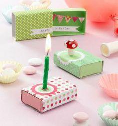 Happy birthday in a box!