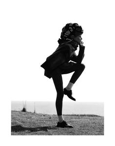 Dancing Nomad Shoots - The Dansk AW 2011 Dree Hemingway Spread is Spiritually Seductive (GALLERY)