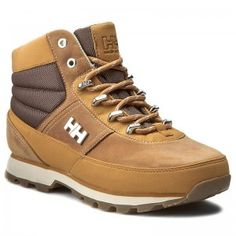 Bakancs HELLY HANSEN - W Woodlands-Honey Wheat/Slate Black/Natura/Sperry Gum