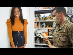 SEAN STRUGGLES AT THE STORE || STYLE WITH SIERRA - YouTube Military Families, Fashion Boutique, Military Jacket, Store, Youtube, Jackets, Down Jackets, Field Jacket, Larger