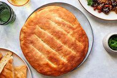 How to Make Perfect Crusty Moroccan White Bread Pan Bread, Soda Bread, Native American Fry Bread, Danish Rye Bread, Moroccan Bread, German Bread, White Bread, How To Make Bread, Kitchens